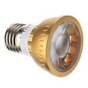 E27 4W 320lm 6000K studená bílá LED bodová žárovka (85V-265V)