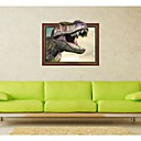 3DThe Dinosaur Wall Stickers Lepicí obrazy na stěnu