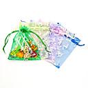 leptir dizajn favoriziraju vrećice s vrpcom - skup od 12 (više boja)