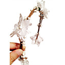 Žene Prodavačica cvijeća Svila Glava-Vjenčanje Special Occasion Koszorúk