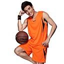 Zhongjian ® Pánské tričko s krátkými rukávy Basketball Suit
