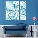 Fantazie Kanvas v rámu / Set v rámu Wall Art,PVC Bílá Bez pasparty s rámem Wall Art