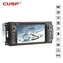"cusp® 6.2 ""2 DIN auto DVD player za 2007-2010 jeep / zapovjednika / kauboj sa Bluetooth, GPS, iPod, RDS, CAN-bus"