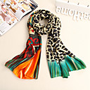 Ludy dámské západní módní imitace hedvábný šátek