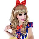 Cosplay Wigs Princeza / Fairytale Festival/Praznik Halloween kostime Braon / Obala Jednobojni Wig Halloween / Karneval Ženka