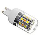 4W G9 LED klipaste žarulje T 31 SMD 5050 280 lm Prirodno bijelo AC 220-240 V