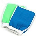 vlaži spa bathwater ribanje kupka piling rukavice za tuširanje (slučajni boja)