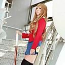 Cosplay Wigs Cosplay Taiga Aisaka Smeđa Long Anime Cosplay Wigs 90 CM Otporna na toplinu vlakna Female