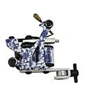コイルタトゥーマシン プロキッチンタトゥーマシン 鋳鉄 ライナーとシェーダ スタンピング