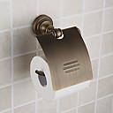 toliet papír Hodler, staromosaz úprava mosaz materiál, koupelna příslušenství