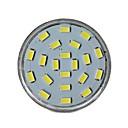 7W GU10 LED bodovky MR16 21 SMD 5730 450 lm Chladná bílá Ozdobné AC 220-240 V