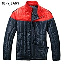 tonyjeansポリエステルカラージャケット1211404020