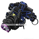 Osvětlení Čelovky LED 2200 Lumenů 3 Režim Cree XM-L2 18650 Voděodolný / DobíjecíKempování a turistika / Každodenní použití / Cyklistika /