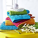 sensleep® 3pcs ruka ručnik pack, multi-boji Rainbow design 100% pamuk ruka ručnik
