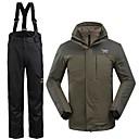 Oblečení na lyže Zimní bunda / Bundy na lyže/snowboard / Bundy 3 v 1 / Sady oblečení/Obleky Pánské Zimní oblečení 100% polyesterOblečení