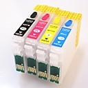 Stalni čip za Epson t1811-t1814 ponovno puniti spremnik za tintu za Epson xp-402 / XP-405 / XP-215 / XP-312 / XP-415