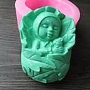 dijete ostavlja u obliku fondant torta čokolada silikonski kalup