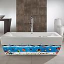Kupaonica Naljepnica zidne naljepnice zidne naljepnice, podmorje pvc kupaonica naljepnica