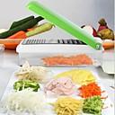 1 ks Cutter & Slicer For u ovoce / pro Vegetable Plast Multifunkční / Tvůrčí kuchyně Gadget
