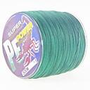500M / 550ヤード PEライン / Dyneema 釣り糸 ダークグリーン 100LB 0.50mm mm のために海釣り / フライフィッシング / ベイトキャスティング / 穴釣り / スピニング / ジギング / 川釣り / 鯉釣り / バス釣り /