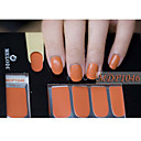 14pcs Pure Color nail art naljepnice mdp1046