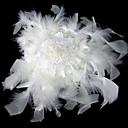 Moda pero cvijet mali barrettes