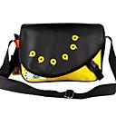 Bag Inspirirana Naruto Naruto Uzumaki Anime Cosplay Pribor Bag / ruksak Crna / Žuta PVC Male / Female