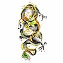 Tetovaže naljepnice - Animal Serija - za Žene/Odrasla osoba/Boy - Uzorak - 18.5*8.5cm - Uzorak/Donji dio leđa/Waterproof - 1 kom. - (  Šaren - Papir )