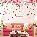 zidne naljepnice zidne naljepnice velika romantična Cherry Blossom obilježje prijenosnih periva PVC