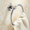brass materijal krom finiširanje kružnog oblika ručnik prsten