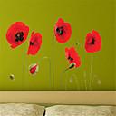 samolepky na zeď na stěnu, slunečnicový PVC samolepky na zeď