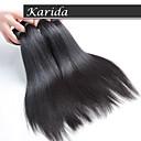 10-30inch 4 kusy malajského rovné vlasy, malajské vazba vlasy