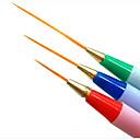 3pcs crtanje noktiju olovku set za nokte umjetnosti alat