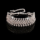Charmes pour Bracelets / Bracelets de tennis ( Cristal / Alliage ) Mariage / Soirée / Quotidien / Casual