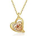 Ogrlice Ogrlice s privjeskom Jewelry Heart Shape Srce Legura Žene Poklon