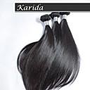 3 ks / lot 100% nezpracované panna lidský vlas, vlasy tkát velkoobchod panna peruánský vlasy
