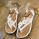 Žene Proljeće Ljeto Jesen Udobne cipele Koža Aktivnosti u prirodi Ured i karijera Formalne prilike Ravna potpeticaAplikacija Perlica