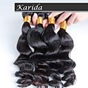 no osekávání a ne zamotat 3 ks / lot brazilský kudrnaté vlasy tkát, levný brazilští vlasy tkaní