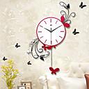 壁時計 - メタル - コンテンポラリー - メタル