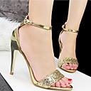 Ženske cipele - Sandale / Salonke / štikle - Ležerne prilike - Umjetna koža - Stiletto potpetica - Štikle / Cipele otvorenih prstiju -