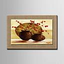 olejomalby jeden panel moderní abstraktní zátiší ručně malované přírodní prádlo připravené k zavěšení