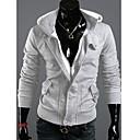 Muška Activewear Setovi Dugih rukava - Ležerne prilike/Posao/Sport , Obično Mješavina pamuka