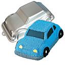 četiri c oblik automobila aluminijske posude za pečenje kolača plijesni, pečenje isporuke