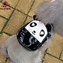 犬用品 バックパック ブラック 犬用ウェア 夏 漫画 キュート