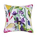 """zemlja 18 """"kvadrata cvjetni jastuk s umetkom"""