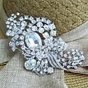 vjenčanje pribor srebro-ton jasno vještački dijamant kristalno svadba broš vjenčanja deco cvijet vjenčanja broš svadbeni buket
