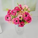 Seoski umjetne svile leptir orhideja cvijeće 2 snopovi / puno za ukras