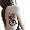 Yimei - Tetovaže naljepnice - Others - za Žene/Muškarci/Odrasla osoba/Boy - Uzorak - 24*22CM - Non Toxic/Waterproof - 1 kom. - (  Šaren -