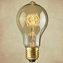 E26 / 27 Edison wolframovým vláknem žárovky om - P001 obnovení dávné způsoby 40waty