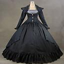 steampunk®19th stoljeća Victorian gotička Lolita prerušiti haljina renesansna faire odjeća